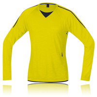 Gore Urban Run Shirt Long Sleeve Running Top