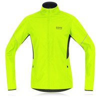 Gore Essential Windstopper Active Shell Partial Running Jacket