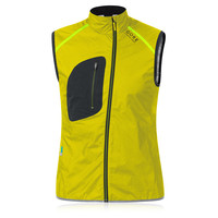Gore X-Run Ultra Windstopper Active Shell Light Running Gilet