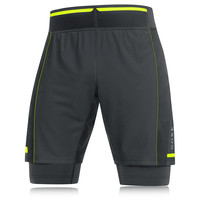Gore X-Run Ultra 2-in-1 Running Shorts