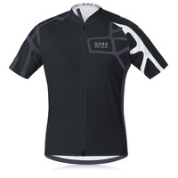 Gore Element Adrenaline Full Zip Short Sleeve Cycling T-Shirt