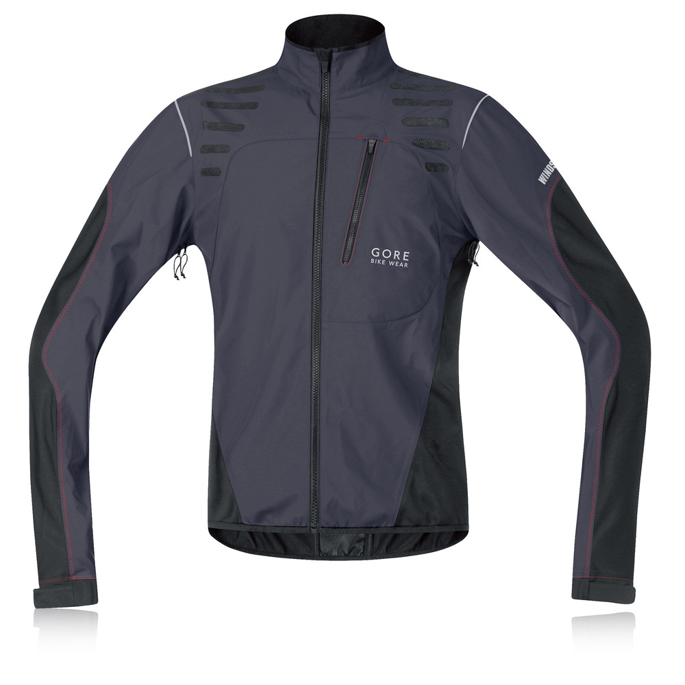 Gore Fusion Cross 2.0 Windstopper Active Shell Cycling Jacket