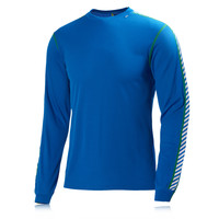 Helly Hansen HH Dry Stripe Crew Neck Running Top