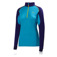 Helly Hansen HH Dry Charger Women's Half-Zip Long Sleeve Running Top