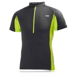 Helly Hansen Pace Half Zip Short Sleeve TShirt