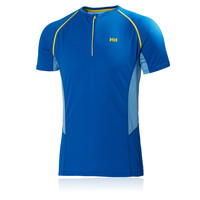 Helly Hansen Pace 2 Half Zip Short Sleeve Running T-Shirt