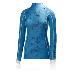 Helly Hansen Warm Freeze Women&39s Long Sleeve Half Zip Running Top