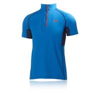 Helly Hansen Pace Half Zip Lifa Flow Short Sleeve Shirt