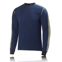 Helly Hansen Dry Stripe Crew Running Top