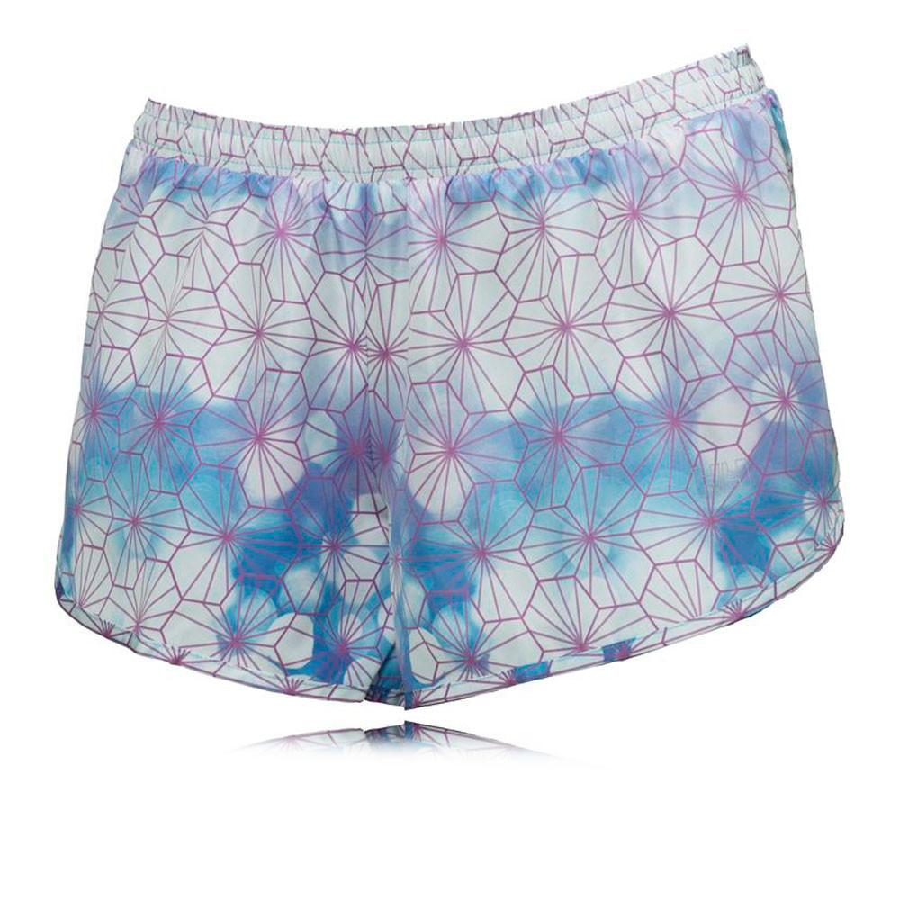 Helly-Hansen-Aspire-Printed-3-5-034-Womens-Running-Sports-Gym-Shorts-Pants