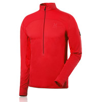 Haglofs Puls Half-Zip Long Sleeve Running Top