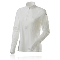 Haglofs Puls Q Women's Half-Zip Long Sleeve Running Top