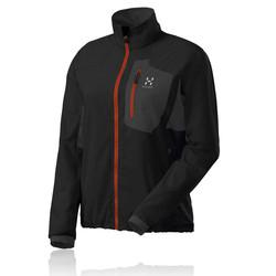 Haglofs Lizard Q Women&39s Soft Shell Running Jacket
