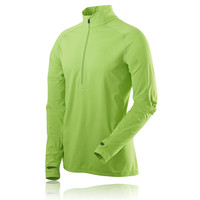 Haglofs Intense Stretch Half-Zip Long Sleeve Running Top