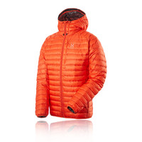 Haglofs Essens II Down Hooded Outdoor Jacket