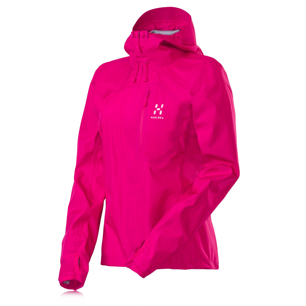 Haglofs Gram Q GORE-TEX Active Shell Women's Waterproof Running Jacket