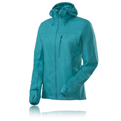 Haglofs SHIELD Q Women&39s Hooded Running Jacket