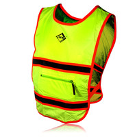 Hilly Junior Hi-Viz Running Bib