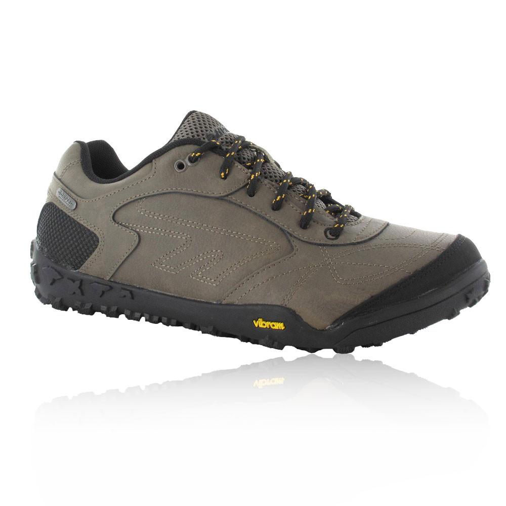 Hi Tec Mens Waterproof Walking Shoes