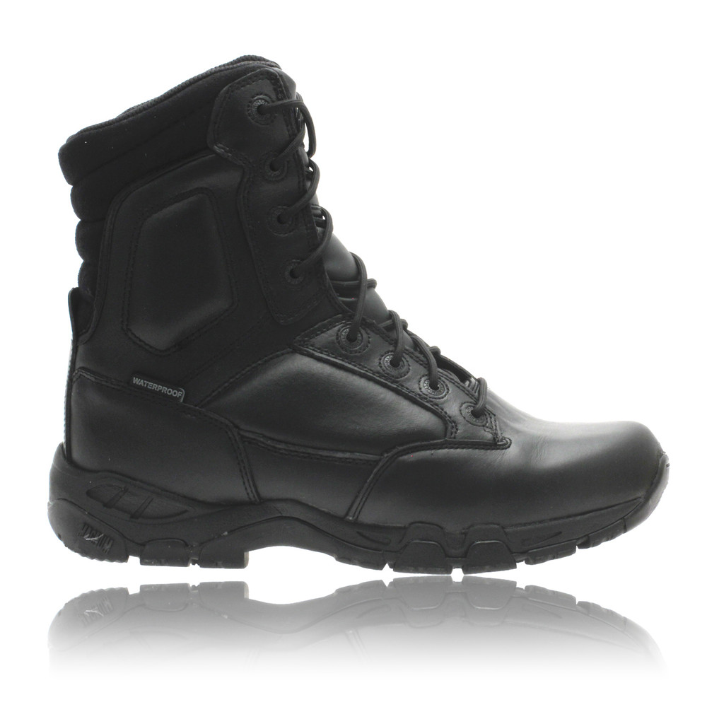 magnum mens viper pro 8 0 black collection leather