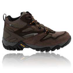 HiTec Alpha Trail Mid WP Trail Walking Boots