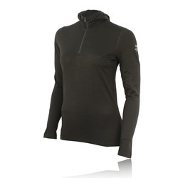 IceBreaker Oasis Women&39s Long Sleeve Hooded Running Top
