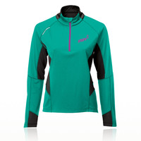 Inov8 Lady Base Elite 140 Half Zip Long Sleeve Running Top