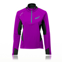 Inov8 Base Elite 140 Half Zip Women's Long Sleeve Running Top