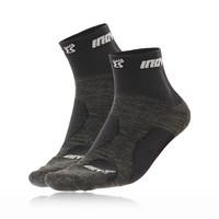 Inov8 Mudsoc Mid Twin Pack Running Socks - AW14