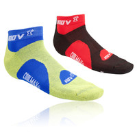 Inov-8 Racesoc Low Twin Pack Running Socks - AW14