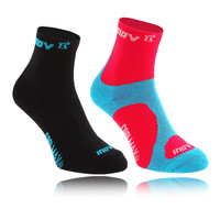Inov8 Racesoc Mid Height Running Socks (Twin Pack) - AW14