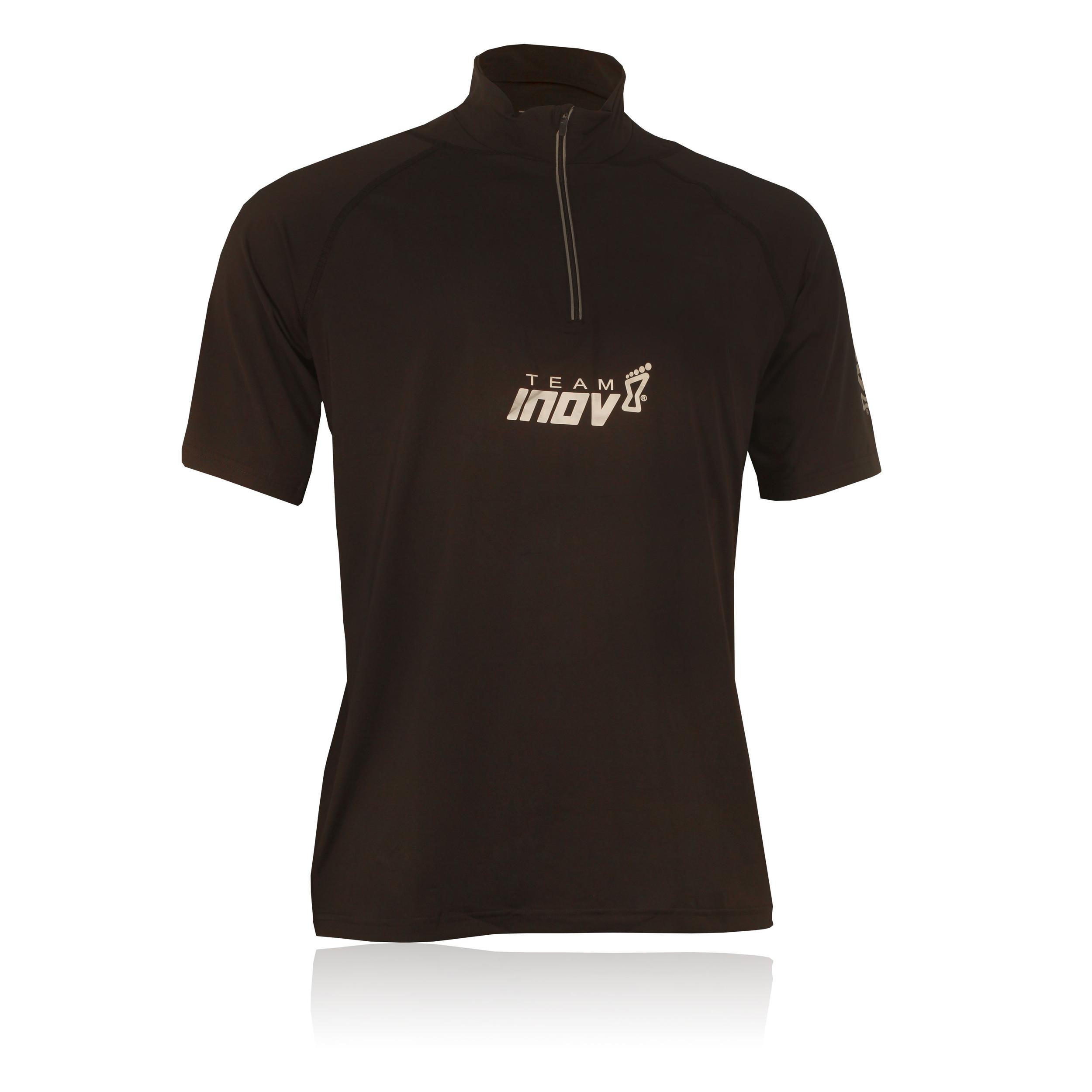 Inov8 Team Zip Tech Running T Shirt