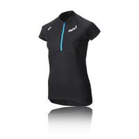 Inov8 Base Elite 125 Women's Half Zip Running T-Shirt - AW14