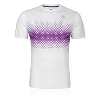 K-Swiss Fading Stripe Running T-Shirt