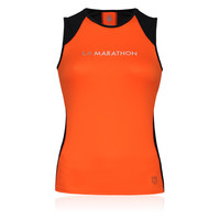 K-Swiss Panelled Women's Sleeveless Running Vest