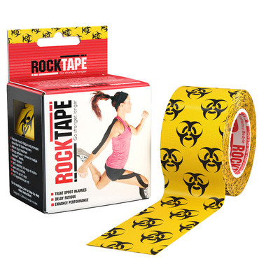 RockTape Kinesiology 2 Inch Roll Support Tape picture 5