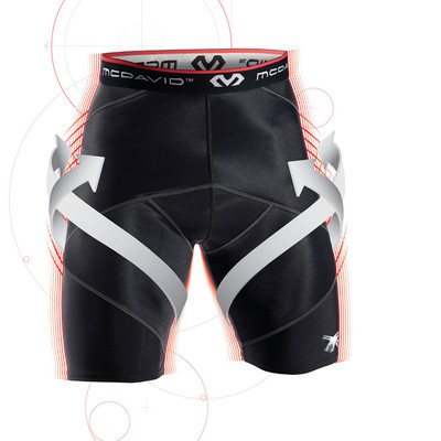 McDavid Neoprene Support Shorts picture 2