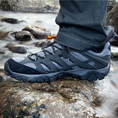 Merrell Moab GORE-TEX Waterproof Walking Shoes - AW15 picture 5