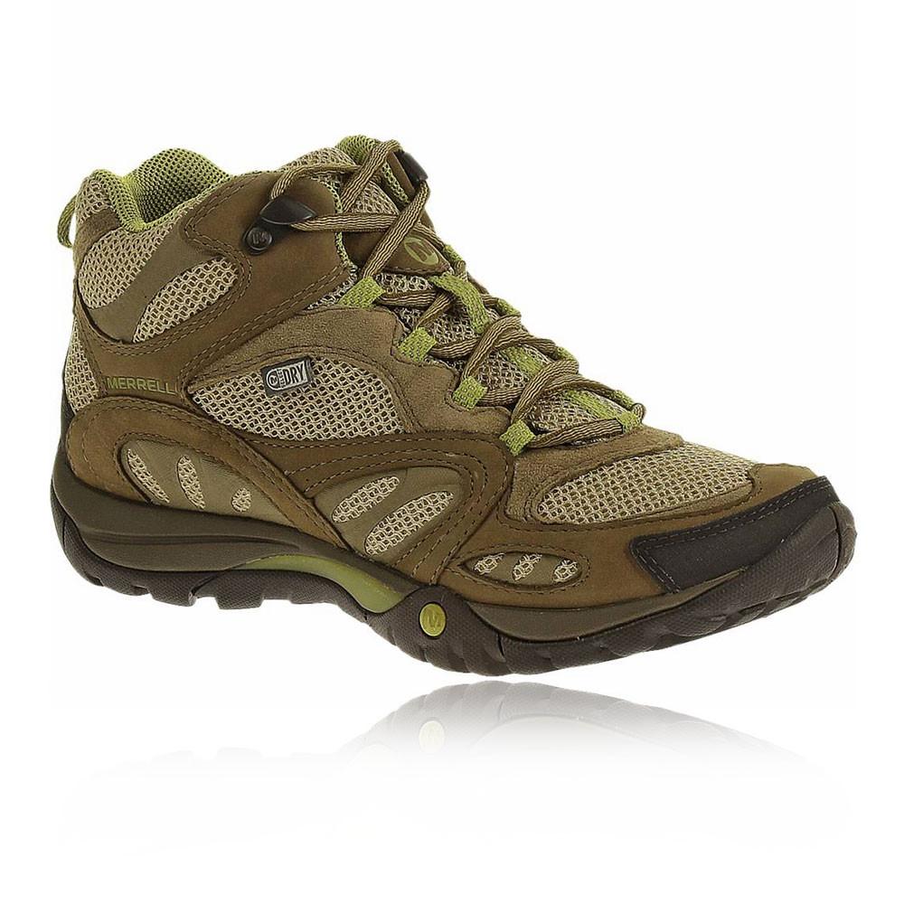 Merrell Azura Waterproof Hiking Shoes Womens