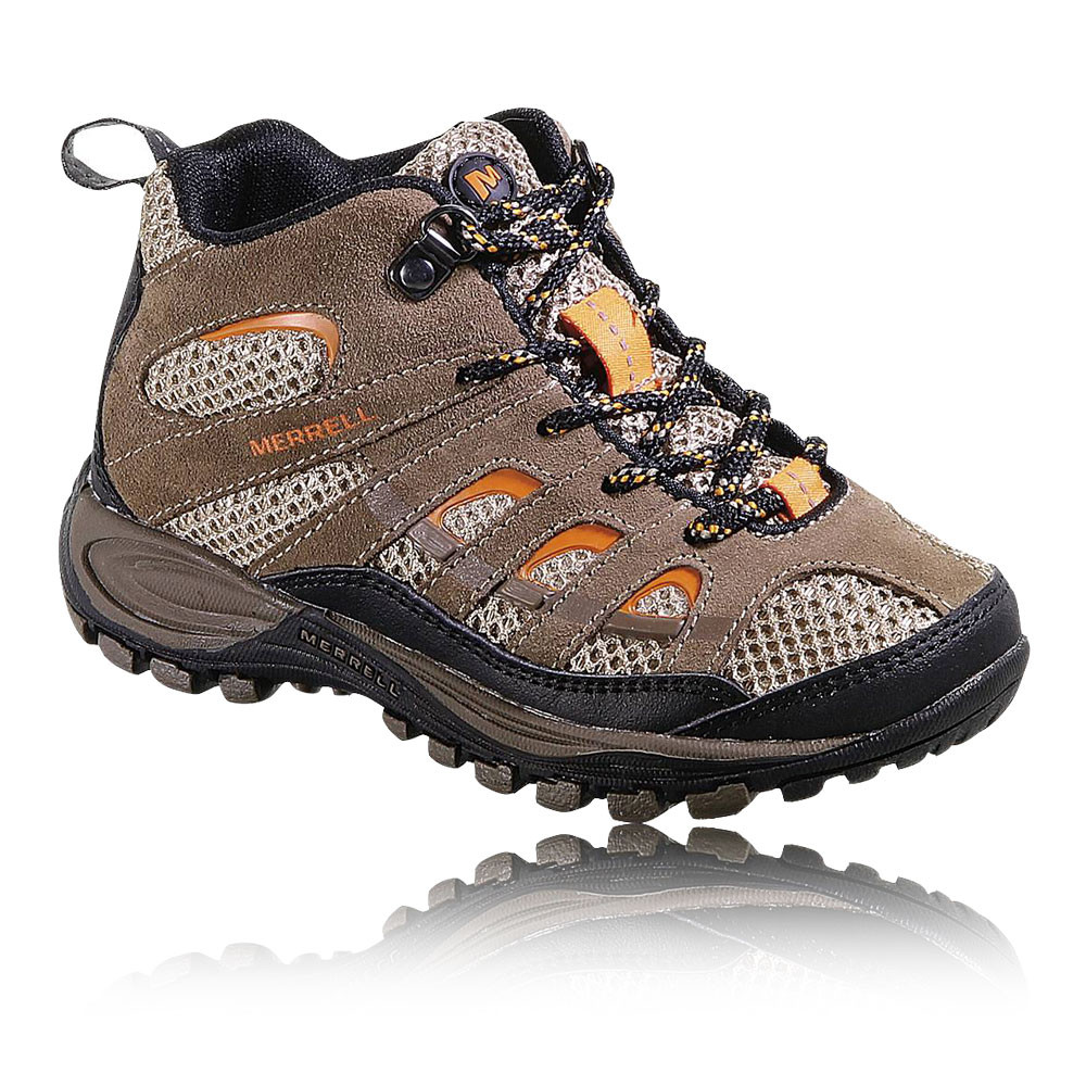 Merrell Chameleon 4 Ventilator Junior Trail Walking Boots