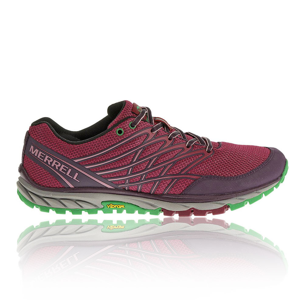 merrell bare access trail running road walking