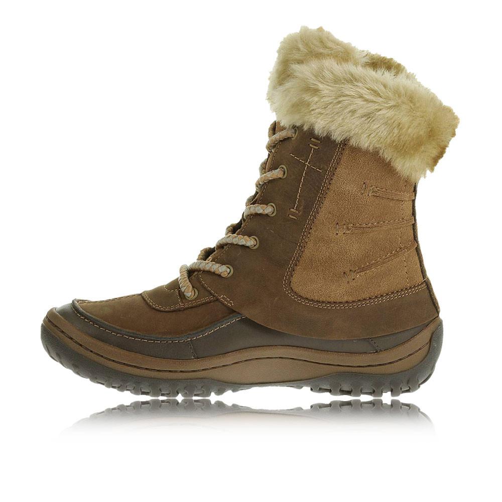 Fantastic  Anton 200 Womens Brown Suede Leather Waterproof Hiking Walking Boots