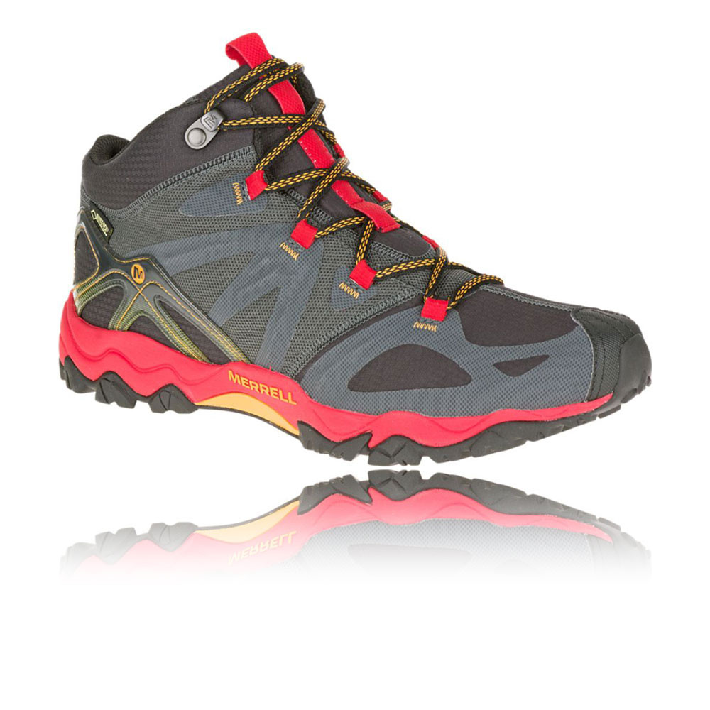merrell grassbow mid mens sneakers waterproof tex