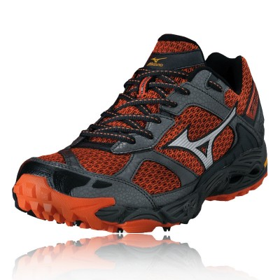 Mizuno Wave Cabrakan 4 Trail Running Shoes picture 1