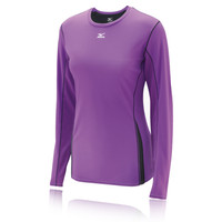 Mizuno Lady DryLite Long Sleeve Running Top