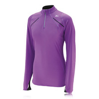 Mizuno Lady WarmaLite Half Zip Top