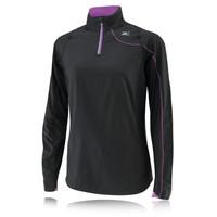 Mizuno Breath Thermo Women's Half-Zip Running Top