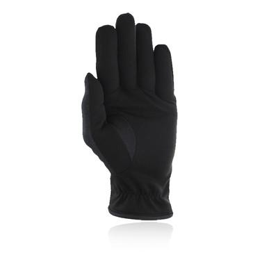 Mizuno-Warmalite-Gnats-De-Course-A-Pied-Sport-Chauds-Reflechissants-Homme-Noir