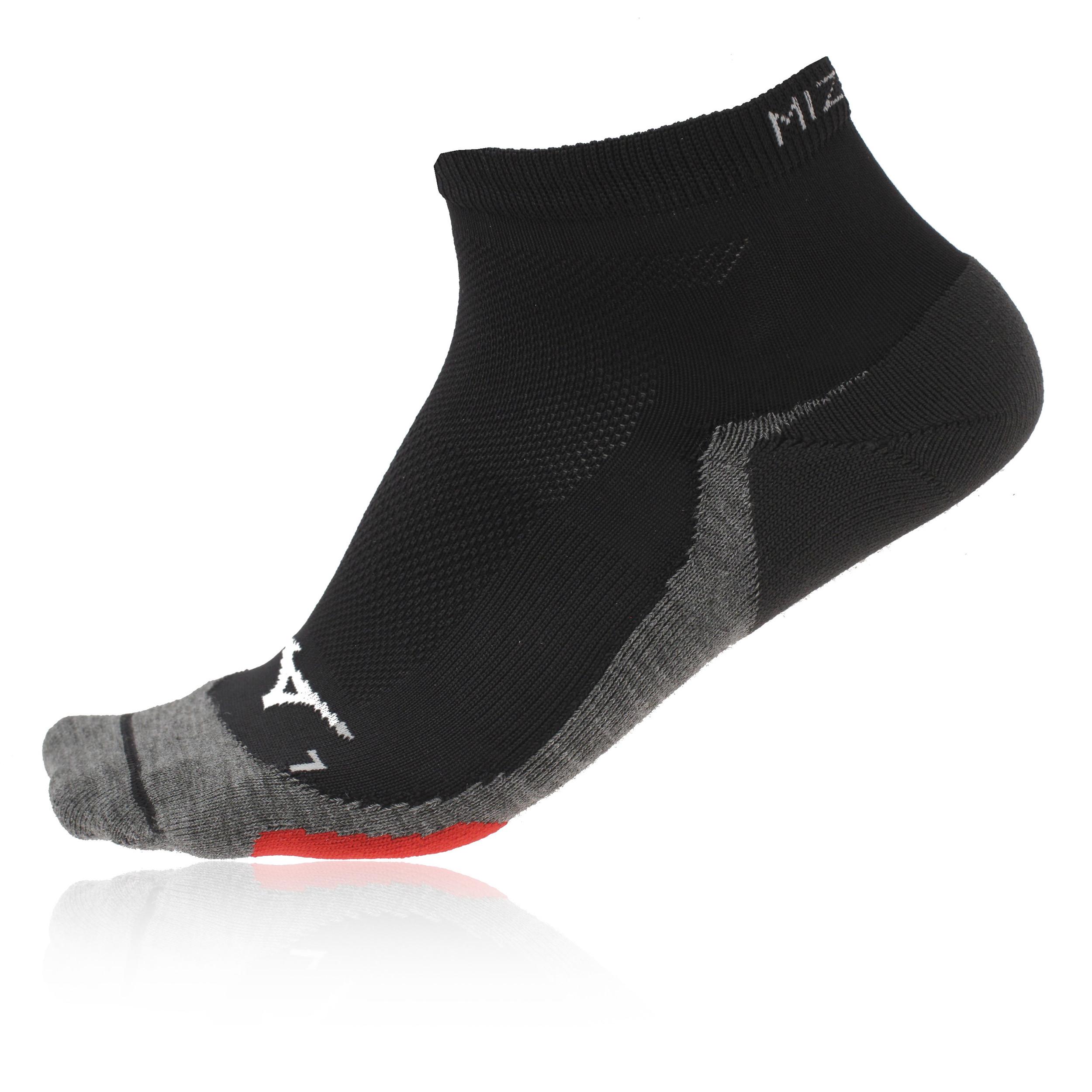 Mizuno DryLite Race Mid-Height Running Socks