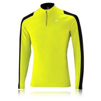 Mizuno WarmaLite Half-Zip Long Sleeve Running Top